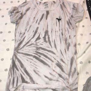 Tie Dye VS PINK Shirt